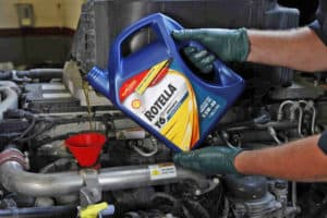 Shell Rotella Synthetic Motor Oil Review