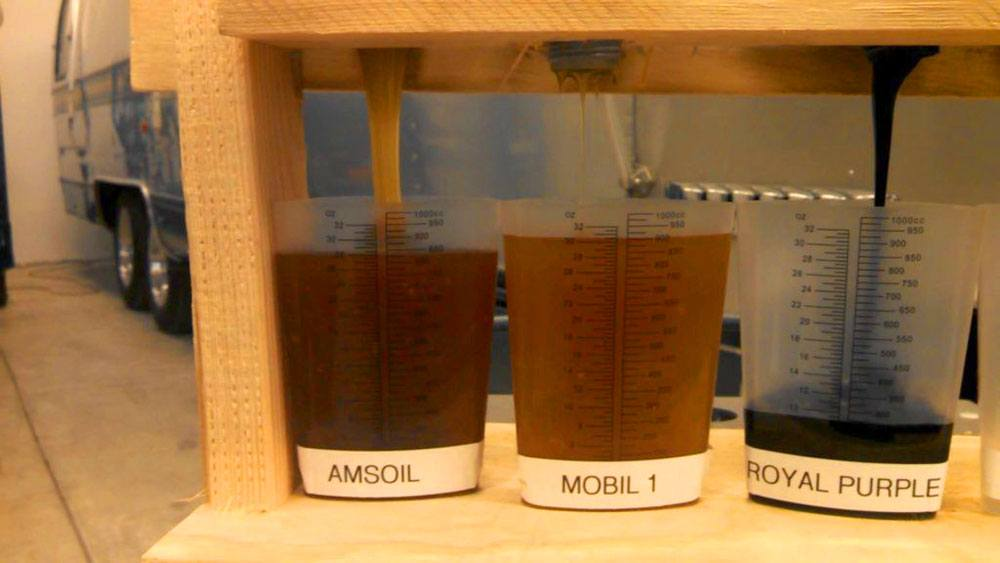 Results of Royal Purple vs Amsoil Test | Best Synthetic