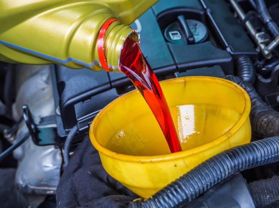 can i use transmission fluid in my power steering