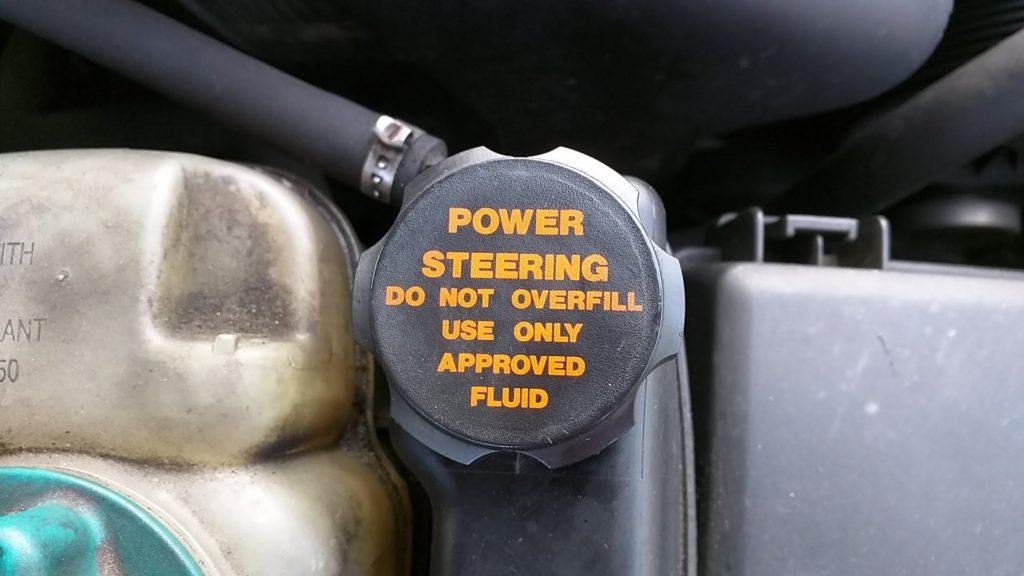 Honda genuine power steering drain flush technique