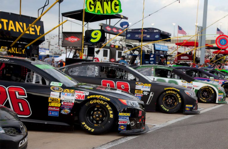 Engine oil and NASCAR engines 2