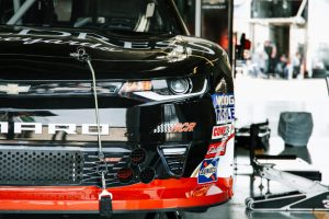 Engine Oil and NASCAR Engines