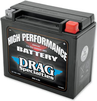Drag Specialties High Performance Battery_S
