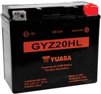 Yuasa GYZ Series_S